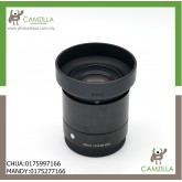 USED SIGMA LENS 60mm 1:2.8 DN (FOR SONY)